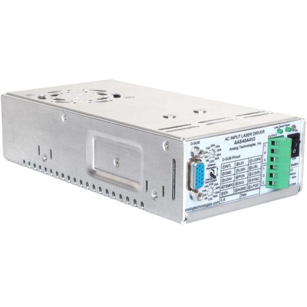 laser driver,diode laser driver,high efficiency laser driver,AC input laser driver