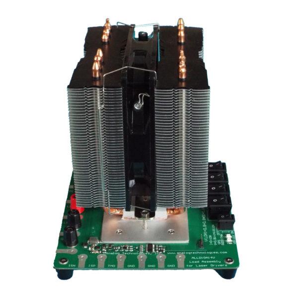 laser driver,diode laser driver,laser driver load assembly