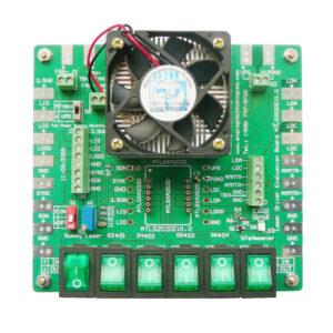 laser driver,diode laser driver,constant current laser driver,laser driver evaluation board