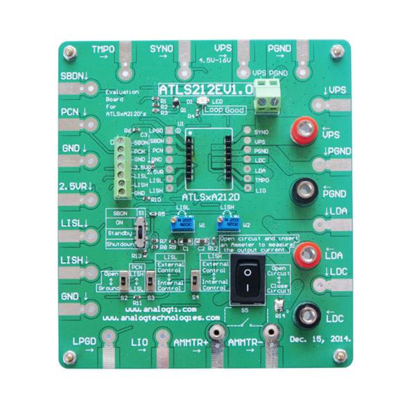 laser driver,diode laser driver,laser driver evaluation board